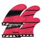 Futures Quad Fin Set Stretch Honeycomb