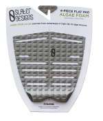 Slater Designs 4 Piece Flat Traction Pad Grey