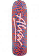 "Alva Urban Guerilla Orange Blue 32.5"" x 9"" Skateboard Oldschool Deck"