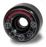 Carver Roundhouse Wheels Smoke Radial 65 MM 81a