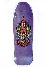 Dogtown Ben Schroeder Re-Issue  - 30.75 x 10 - purple - Skateboard Deck