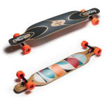 Loaded Dervish Sama 42.8 - 109cm - Flex 3 - Longboard complete
