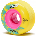 Orangatang Skiff Wheels 62mm 86a Yellow