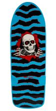 Powell OG Ripper - 30 x 10 - blue - Skateboard Deck