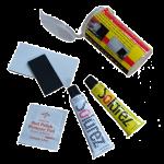 SOLAREZ Mini Travel Kit Repair UV Licht Reparatur