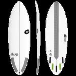 Torq Tec Hybrid - Epoxy Tec - Torq Surfboards
