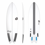 Torq Tec Fish - Epoxy Tec - Torq Surfboards