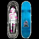 Darkroom Last Rites 33 x 8.875 Skateboard Deck