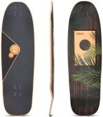 Loaded Omakasa Palm 33,5 / 81,5cm Longboard Deck