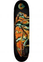 Powell-Peralta 33 x 9 Levon Biss 246 Jewel Longhorn Beetle Popsicle Skateboard Deck