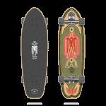 YOW Surfskate Or Kantor 34″ - Artist Series