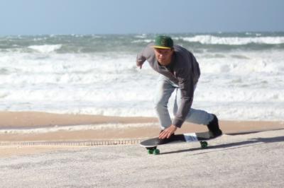 Wie verbessert man die Surftechnik mit dem Surf-Skateboard?