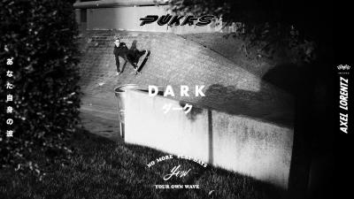 YOW Surf x Pukas Surfboards collaboration: The Dark