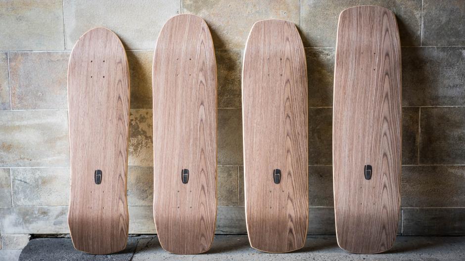 Olson & Hekmati Skateboards