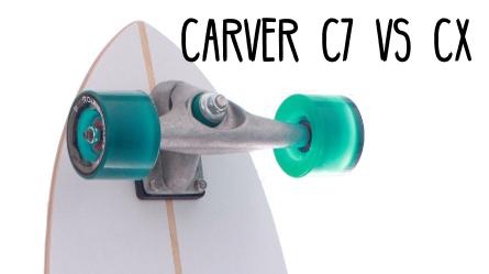 Carver CX oder Carver C7