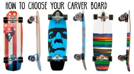 Carver Skateboards Overview