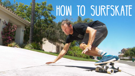 How to Surfskate?