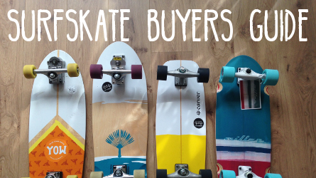 Surfskate Buyer's Guide
