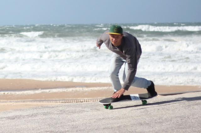 Carver Skateboards Stance