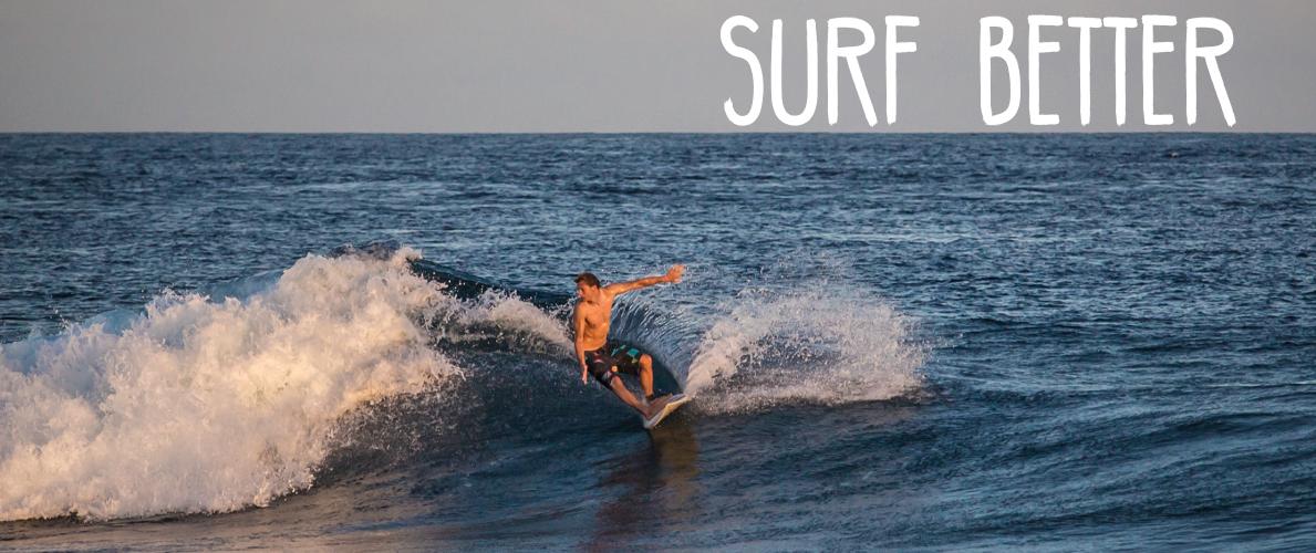 Surfing Cutback