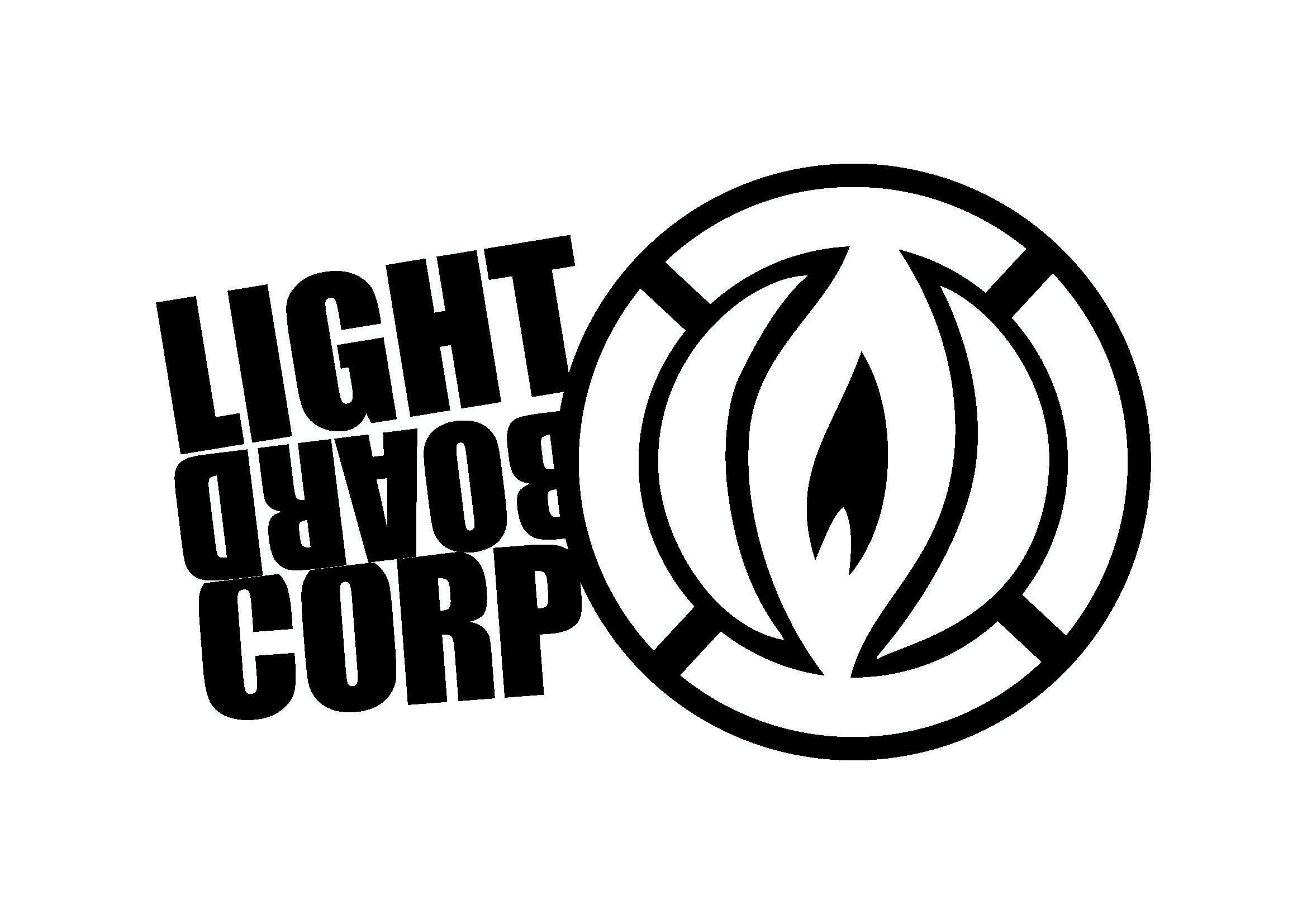 Lightboard Corp SUP logo
