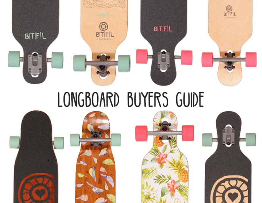 longboard buyers guide