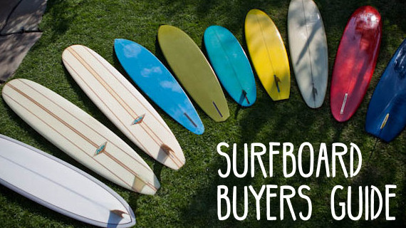 Surfboard Buyers Guide